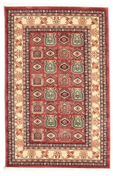 Kazak Simav Koberec 120X180 Orientální Červenožlutá/Tmavě Červená ( Turecko)