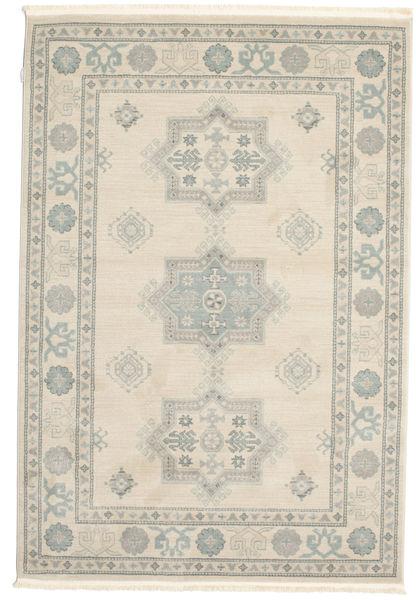 Kazak Lafayette - Cream Koberec 160X230 Orientální Světle Šedá/Béžová ( Turecko)