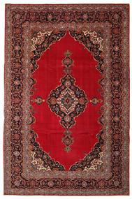 Keshan Patina Koberec 240X374 Orientální Ručně Tkaný Tmavě Červená/Tmavě Hnědá (Vlna, Persie/Írán)