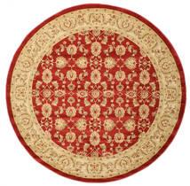 Ziegler Kaspin - Rudý Koberec Ø 250 Orientální Oválný Tmavá Béžová/Červenožlutá Velký ( Turecko)