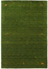 Gabbeh Loom Frame - Zelená Koberec 160X230 Moderní Tmavě Zelený (Vlna, Indie)