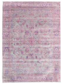 Maharani - Šedá/Růžová Koberec 200X300 Moderní Světle Růžová/Světle Šedá ( Turecko)