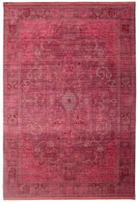 Maharani - Rudý Koberec 200X300 Moderní Tmavě Červená/Červenožlutá ( Turecko)