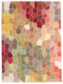 Play Of Colours Koberec 140X200 Moderní Tmavá Béžová/Tmavě Hnědá ( Turecko)
