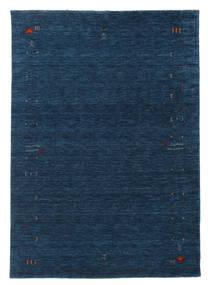 Gabbeh Loom Frame - Tmavě Modrý Koberec 160X230 Moderní Tmavě Modrý (Vlna, Indie)