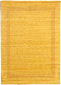 Handloom Gabba - Zlatá Koberec 210X290 Moderní Žlutý/Oranžová (Vlna, Indie)