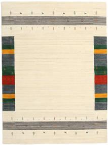 Loribaf Loom Designer - Béžová Koberec 210X290 Moderní Béžová/Tmavá Béžová (Vlna, Indie)