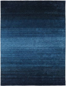 Gabbeh Rainbow - Modrá Koberec 300X400 Moderní Tmavě Modrý/Modrá Velký (Vlna, Indie)