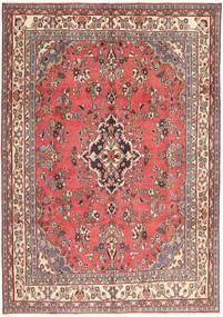 Hamedan Patina Koberec 203X298 Orientální Ručně Tkaný Světle Růžová/Tmavě Červená (Vlna, Persie/Írán)