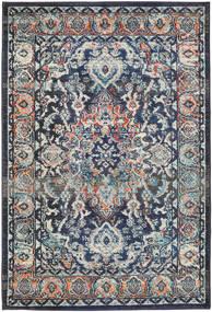 Elnath Koberec 120X170 Moderní Černá/Světle Šedá ( Turecko)
