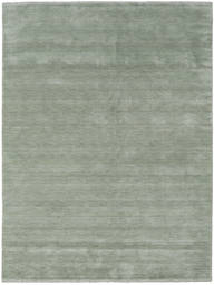 Handloom Fringes - Soft Teal Koberec 200X300 Moderní Světle Zelená/Tmavošedý (Vlna, Indie)