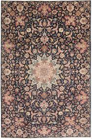 Najafabad Patina Koberec 235X360 Orientální Ručně Tkaný Tmavošedý/Tmavě Červená (Vlna, Persie/Írán)