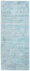 Maharani - Modrá Koberec 80X200 Moderní Běhoun Světle Modrý/Tyrkysově Modré ( Turecko)