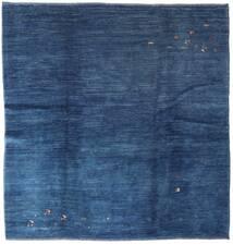 Gabbeh Kashkooli Koberec 206X209 Moderní Ručně Tkaný Čtvercový Tmavě Modrý/Modrá (Vlna, Persie/Írán)