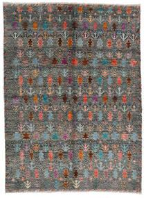Moroccan Berber - Afghanistan Koberec 170X240 Moderní Ručně Tkaný Tmavošedý/Světle Šedá (Vlna, Afghánistán)