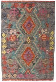 Kelim Afghán Old Style Koberec 98X146 Orientální Ruční Tkaní (Vlna, Afghánistán)