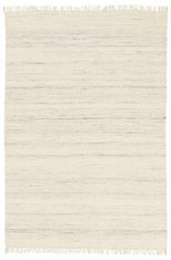 Chinara - Natural/White Koberec 200X300 Moderní Ruční Tkaní Béžová (Vlna, Indie)