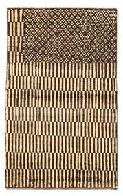 Moroccan Berber - Afghanistan Koberec 89X147 Moderní Ručně Tkaný Tmavě Červená/Béžová (Vlna, Afghánistán)