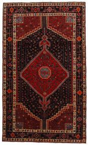 Toiserkan Koberec 156X260 Orientální Ručně Tkaný Tmavě Červená (Vlna, Persie/Írán)
